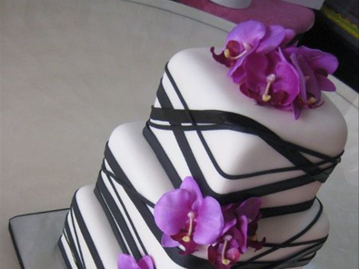 Tmx 1334937570827 IMG0563 Haines City, FL wedding cake
