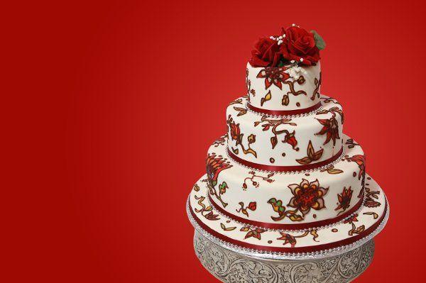 Tmx 1334937631968 IMG6420 Haines City, FL wedding cake