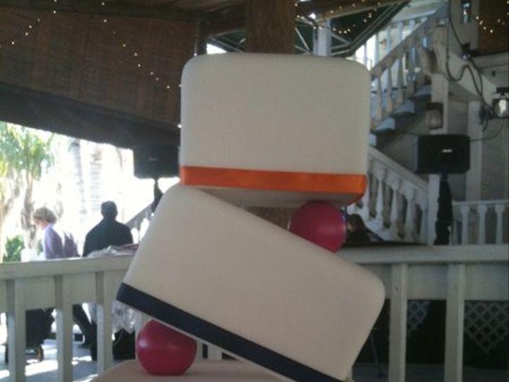 Tmx 1334937666086 Maldanado Haines City, FL wedding cake