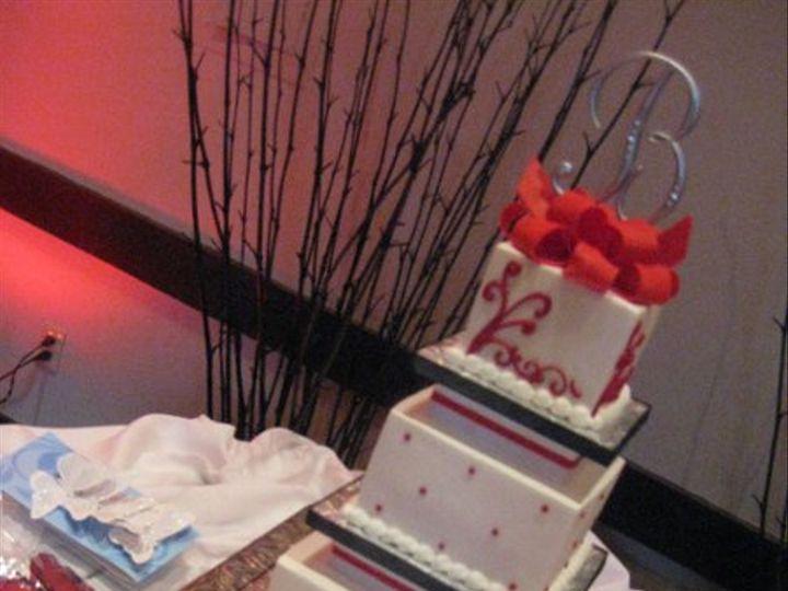 Tmx 1334938241110 IMG0321 Haines City, FL wedding cake