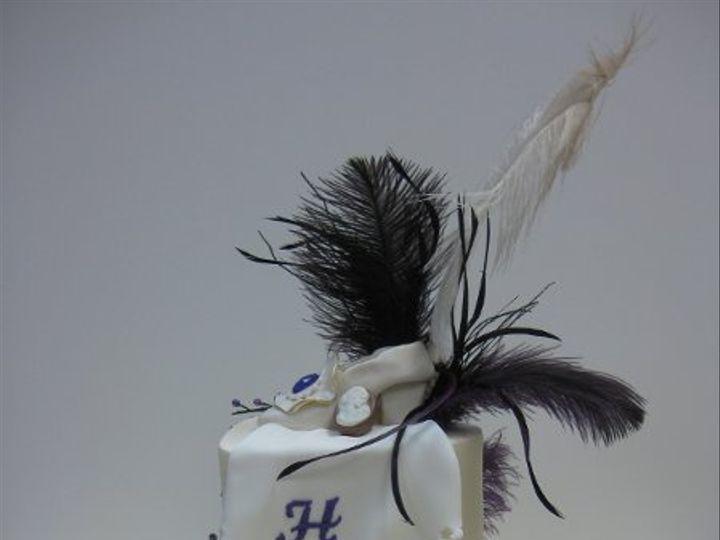 Tmx 1334938287945 IMG4922 Haines City, FL wedding cake