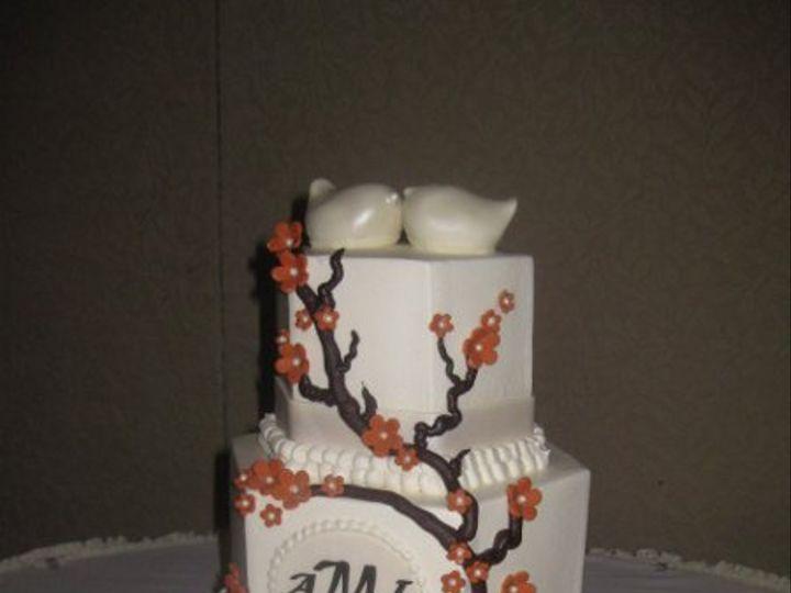 Tmx 1334938305889 IMG5722 Haines City, FL wedding cake