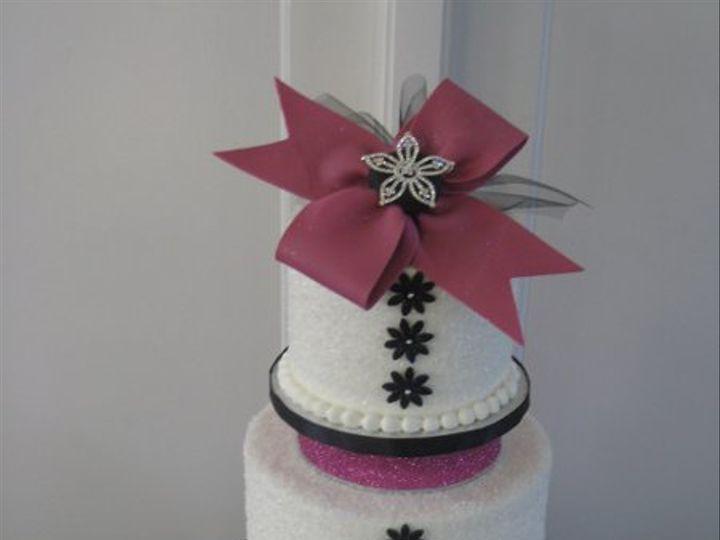 Tmx 1334938316929 IMG6444 Haines City, FL wedding cake