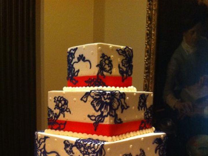 Tmx 1334938413708 Photo17 Haines City, FL wedding cake