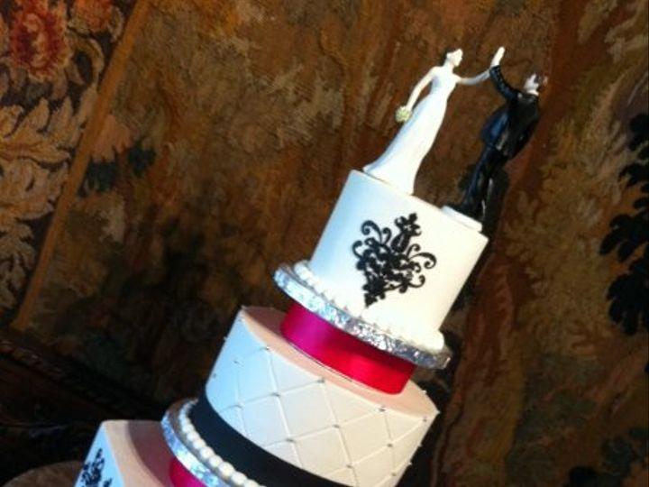 Tmx 1334938518087 Photo56 Haines City, FL wedding cake