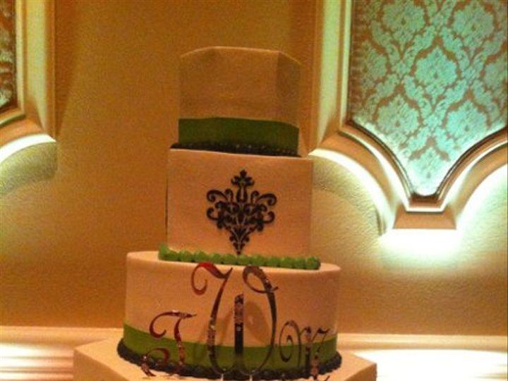 Tmx 1334938601168 Photo21 Haines City, FL wedding cake