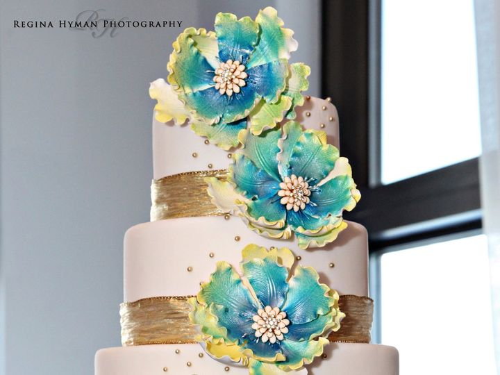 Tmx 1445555471470 Brave Cake Haines City, FL wedding cake