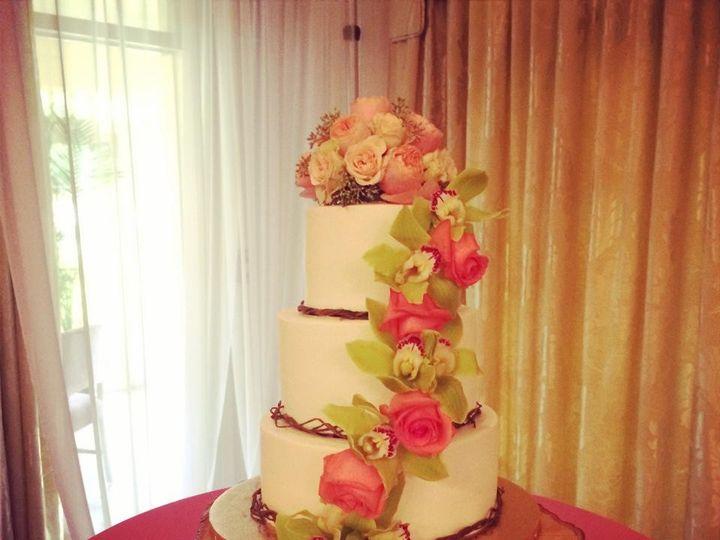Tmx 1445556912512 10173695102028080783771945090432462128053942n Haines City, FL wedding cake