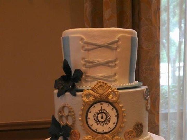 Tmx 1445556959405 10365907102030687574140078293458412411857804n Haines City, FL wedding cake