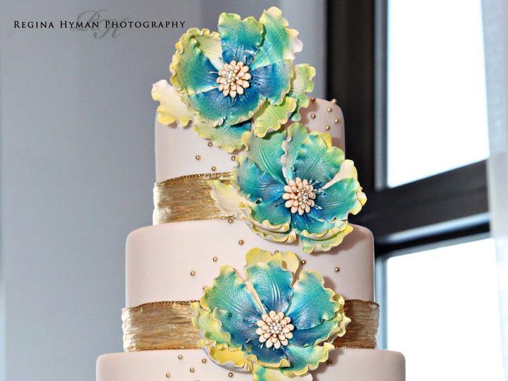 Tmx 1445557663492 Brave Cake Haines City, FL wedding cake