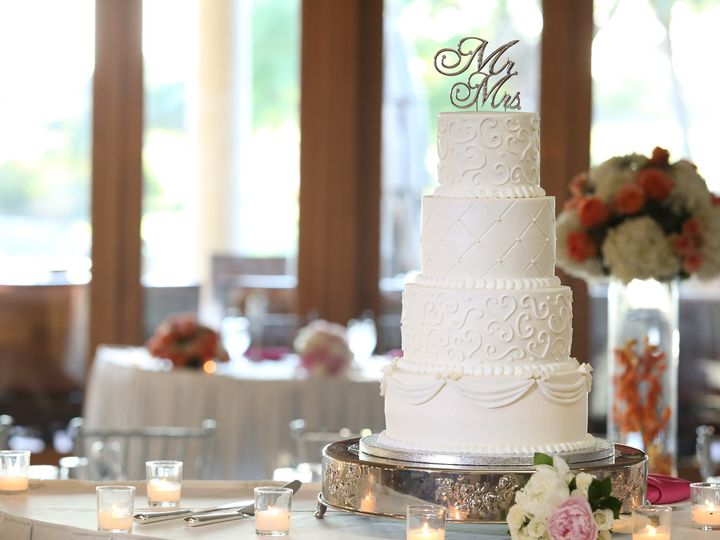 Tmx 1445557741279 Justin And Step Haines City, FL wedding cake