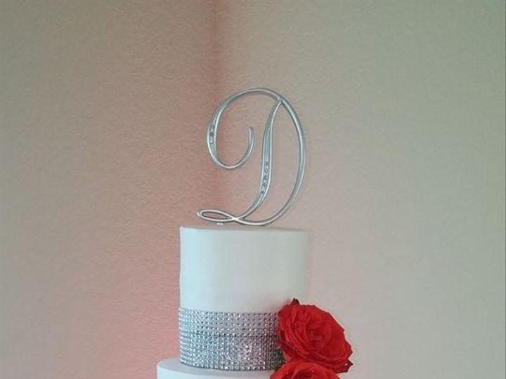Tmx 1445558233997 Tall Rose Cake Haines City, FL wedding cake