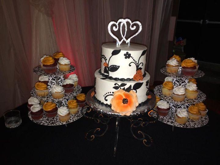 Tmx 1445558393305 10537159102036686830117726095255652262284475n Haines City, FL wedding cake