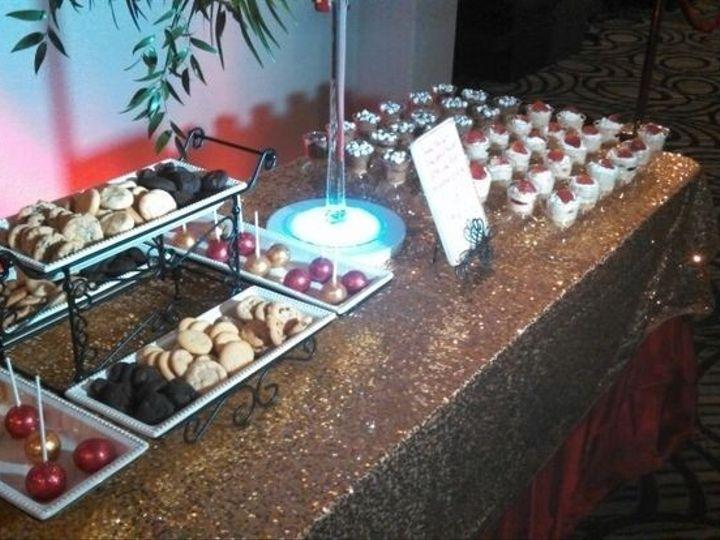 Tmx 1445558431785 Cutthecake Desserts 2 Haines City, FL wedding cake