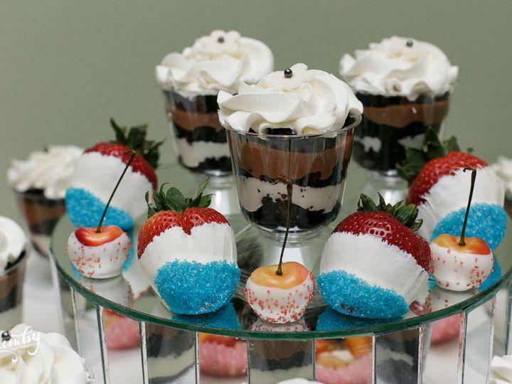 Tmx 1445558642117 Desert Cups Mission Inn Haines City, FL wedding cake