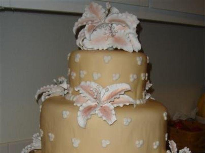 Tmx 1236388181797 DSC09122 Edited Portland wedding cake