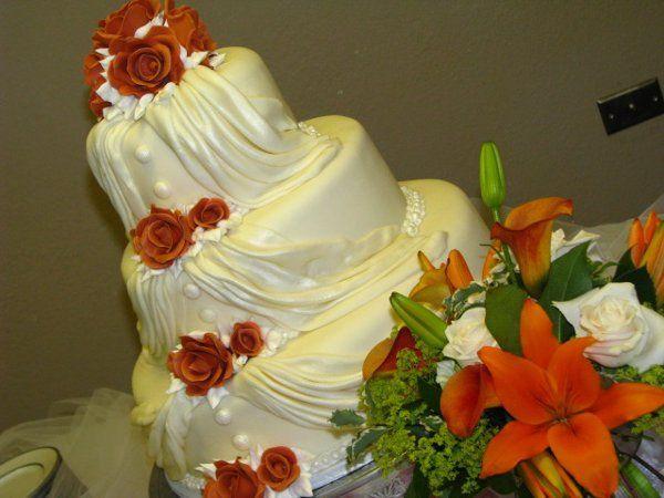 Tmx 1269477135888 IMG3685 Portland wedding cake