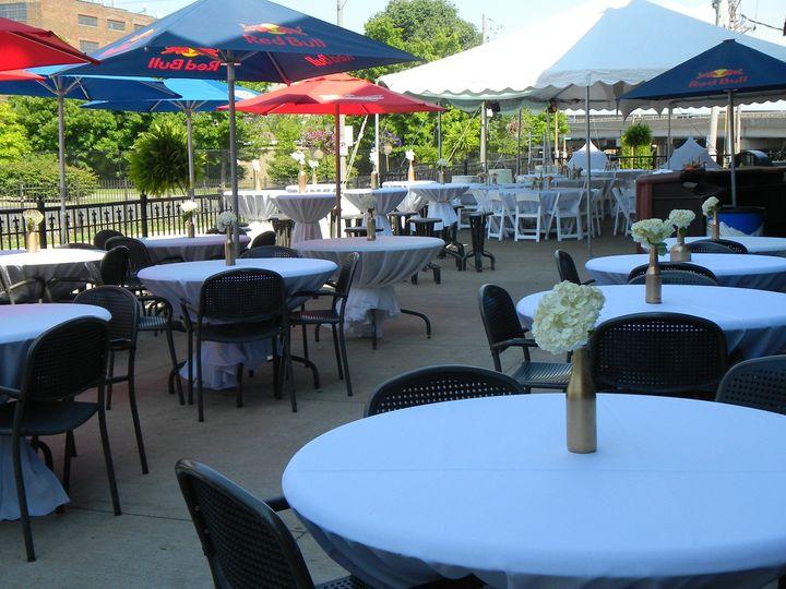 Tmx 1485385132040 Patio Saint Louis, MO wedding venue