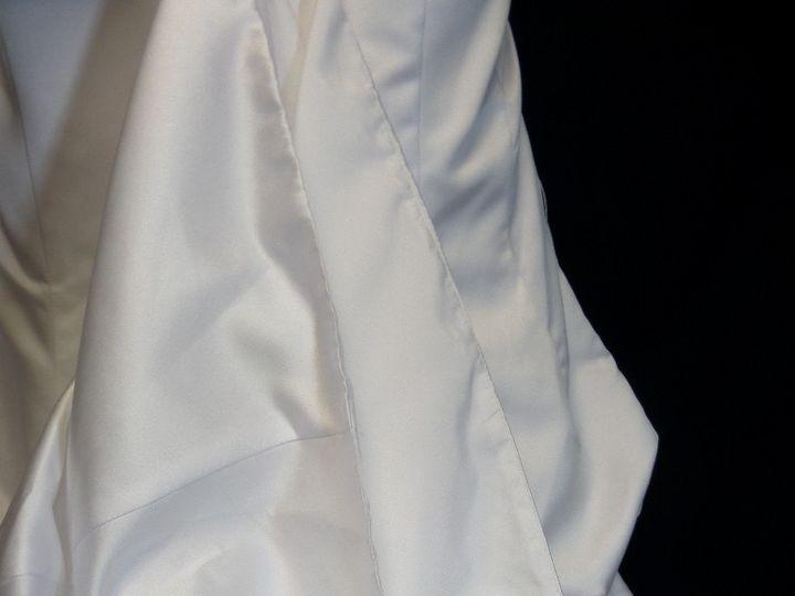 Tmx 1413901858207 Front Bottom Hem Left And Right Schenectady, New York wedding dress