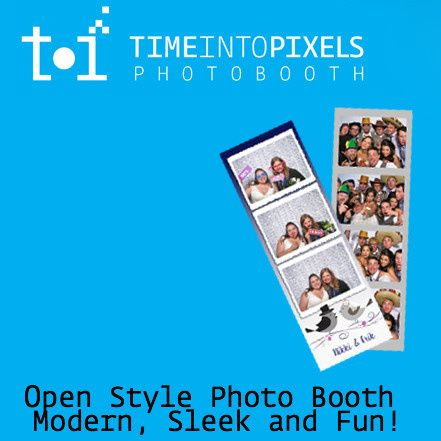 Time Into Pixels Photo Booth