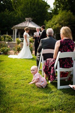 A Garden Wedding