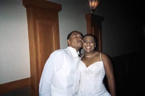 Wedding date October, 2007
