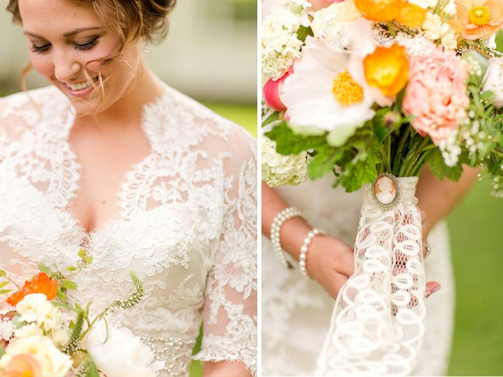 Tmx 1381368409234 Bouquetcameo Newville wedding florist