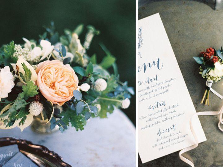 Tmx 1452575228774 Roses And Blackberriesbayside Workshopdetails Newville wedding florist