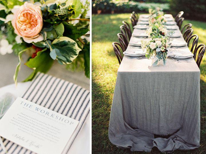 Tmx 1452575235269 Roses And Blackberriesbayside Workshopdinner Newville wedding florist
