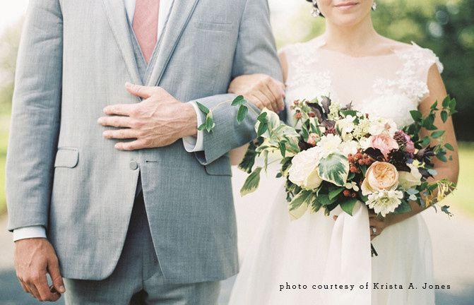 Tmx 1452575243142 Roses And Blackberriesbayside Workshophandskj Newville wedding florist