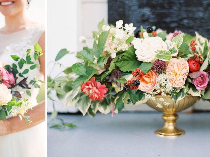 Tmx 1452575278344 Roses And Blackberriesbayside Workshop Newville wedding florist