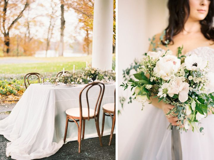 Tmx 1452575353846 Brideandtablenovbaysideworkshop Newville wedding florist