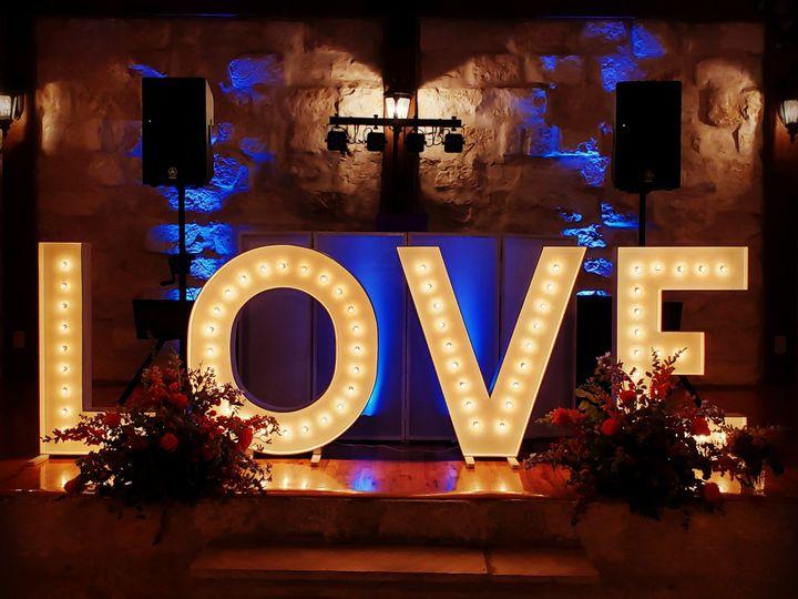 Tmx Austin Marquee Letter Rentals 51 639558 157607932847155 Austin, TX wedding dj