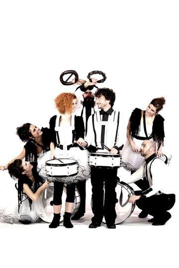 Full band photo