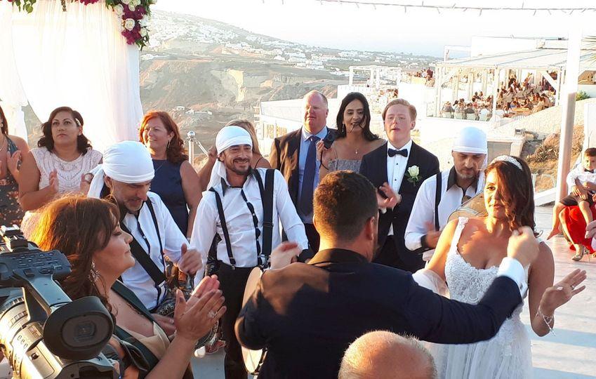 Zaffe in Greece
