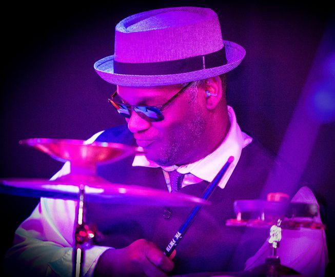 John Larkin - drummer