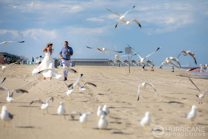 New Jersey Beach Wedding