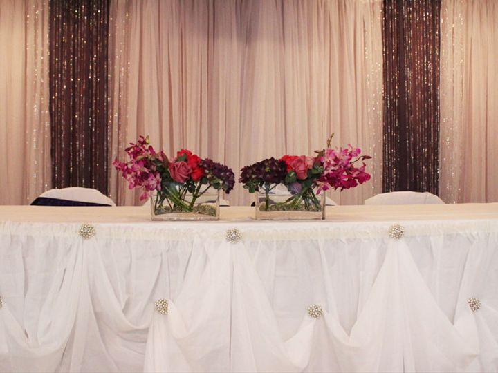 Tmx 1375375352885 Head Table Waukesha, WI wedding eventproduction