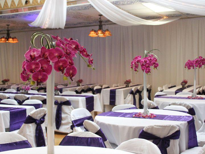 Tmx 1375375367817 Tall Centerpiece1 Waukesha, WI wedding eventproduction