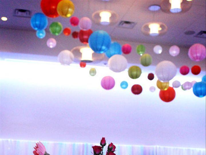 Tmx 1378835818960 Centerpiece With Lantern Waukesha, WI wedding eventproduction
