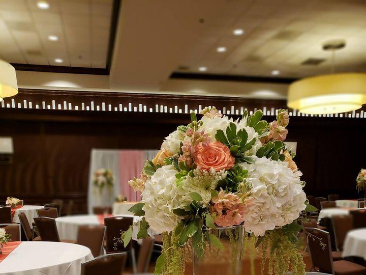 Tmx Intercontinental Tall Enterpiece 51 541658 159916620843805 Waukesha, WI wedding eventproduction