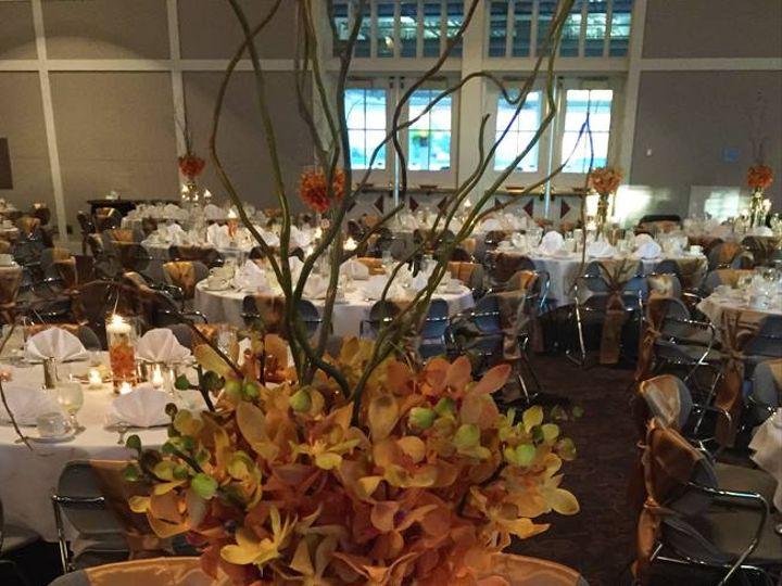 Tmx Orange Orchid Centerpeice 51 541658 159916620848642 Waukesha, WI wedding eventproduction