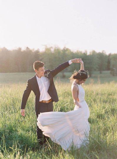 Field romance