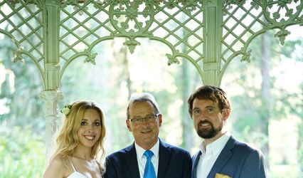 Wedding Minister in Charleston