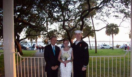 Wedding Minister in Charleston 1