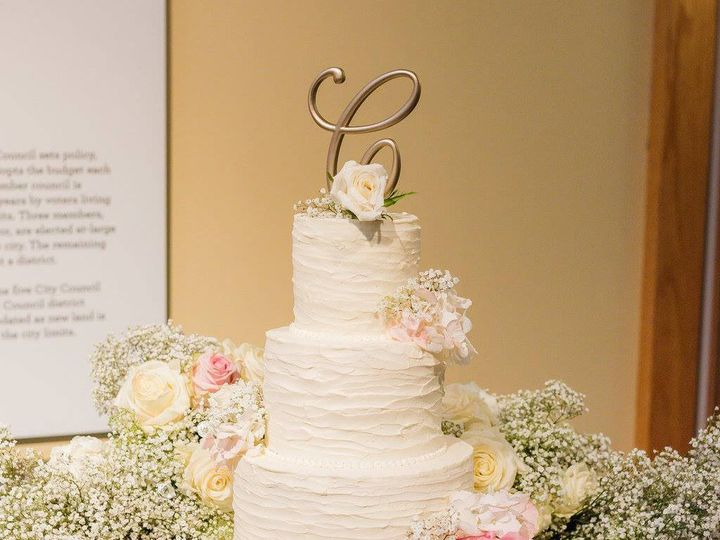 Tmx 1526997391 0e873b8cd628624f 1526997389 B491176ede42cdd4 1526997383822 8 Kathleen Colie Apr Raleigh wedding cake
