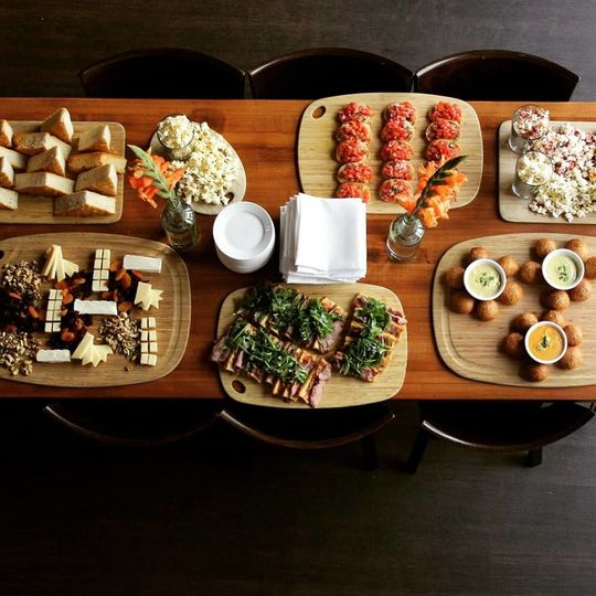Decadent Appetizers