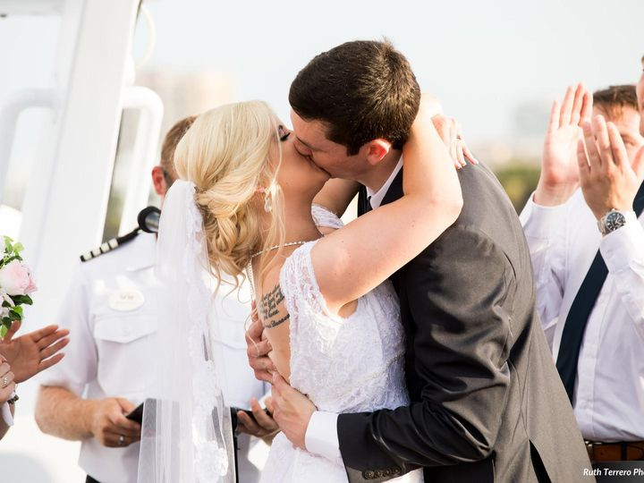 Tmx Donovan Trice Ruthterrerophotography Clearwaterbeachyachtwedding47662 Big 51 34658 Tampa, FL wedding venue