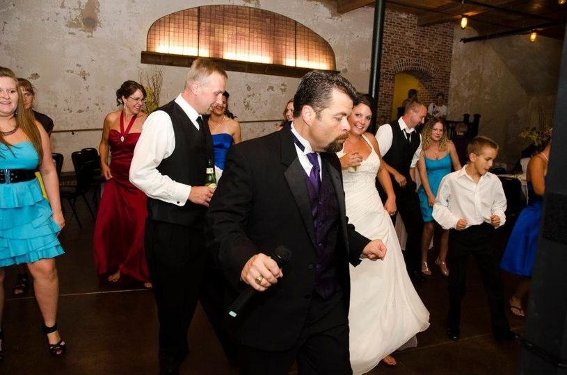 More dancing with the Lockabys and their reception party! This was at The Bleckley Inn in Anderson,...