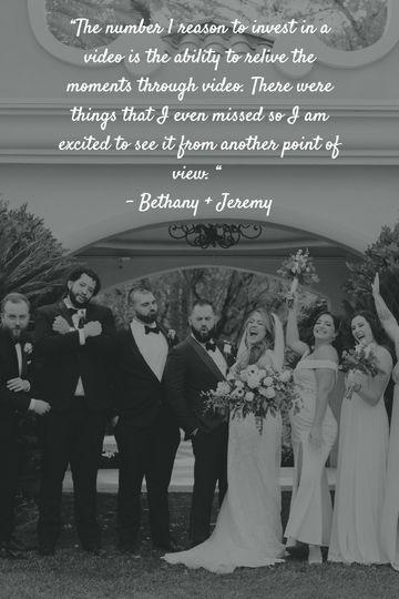 Bethany + Jeremy